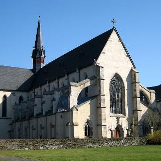 Kloster Marienstatt (März 2007)