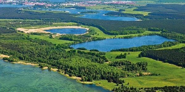 Der Müritz-Nationalpark besticht durch eine einzigartige Balance von Wald- und Wassergebieten