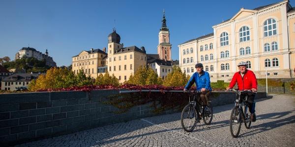 Unteres Schloss mit Museum und Touristinformation