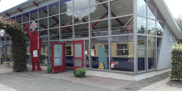 Zugrestaurant in Merzen