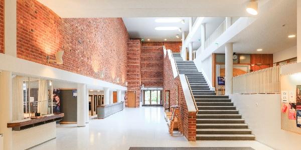 Jyväskylä University Campus by Alvar Aalto