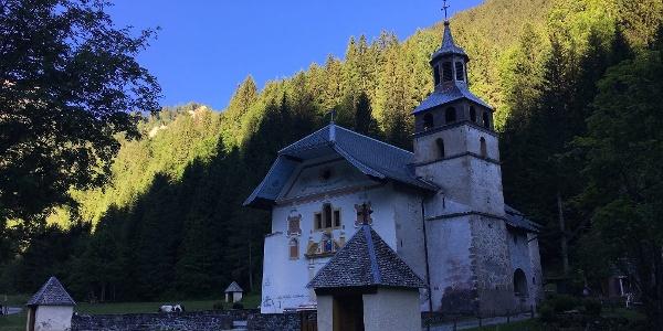 Chapelle Notre Dame de la Gorge