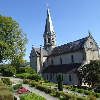 Der Frankendom zu Wölchingen