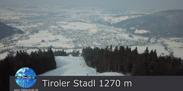 Tiroler Stadl Skitour am Breitenberg