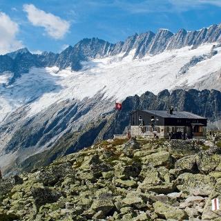 Bergseehütte.