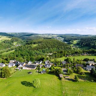 Rittersberg - Blick ins Tal