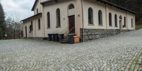 Vereinshaus IG Historischer Bergbau Zschorlau e.V.