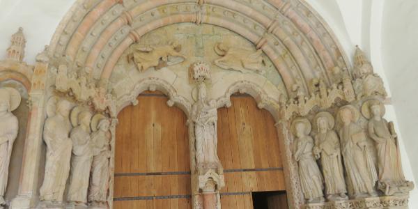 1. Paderborner Dom - Paradiesportal