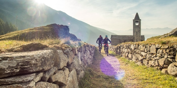 Trail Tales: San Romerio - auf der Suche nach Sentiero