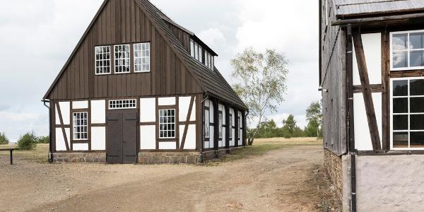 Alte Elisabeth Fundgrube mine - Blowing engine building