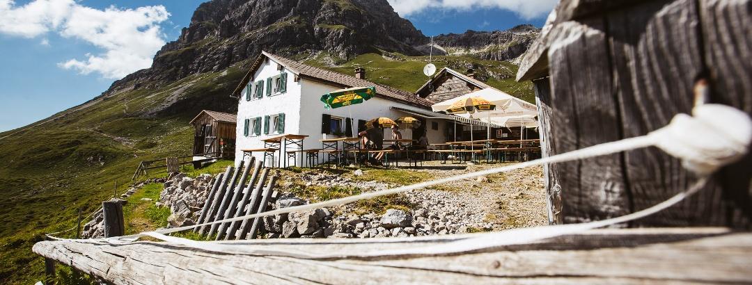 Widderstein Hütte