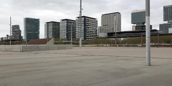Vista desde el Forum