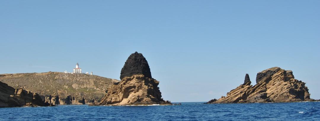 Die Islas Columbretes