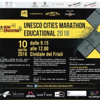 Evento UCM Educational 2018 Cividale del Friuli