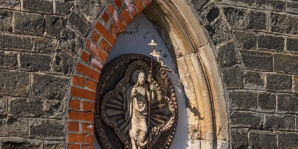 A sitkei Kálvária kápolna