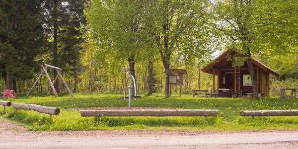 Spiel- und Grillplatz Göschweiler