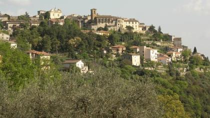 Panorama von Calvi dell'Umbria