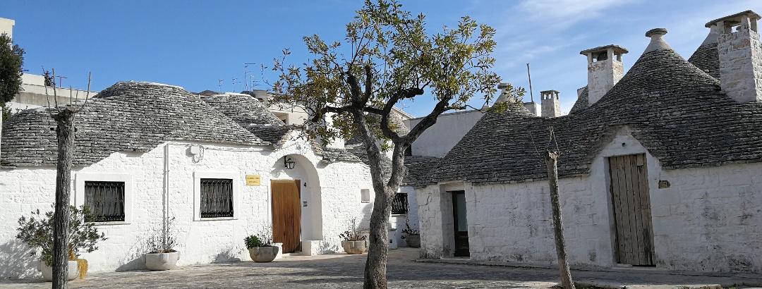 Trulli in Alberobello