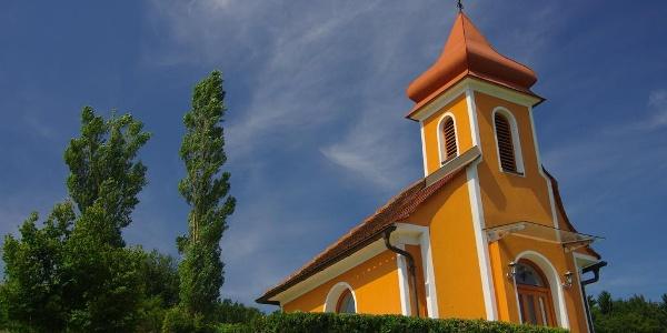 Rehgrabenkapelle
