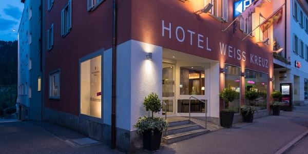 Hotel Weiss Kreuz Sommer