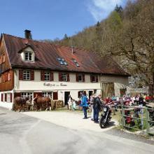 Gasthof zum Lamm an der Quelle
