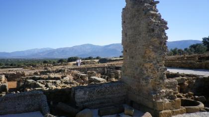 Römische Ausgrabungen