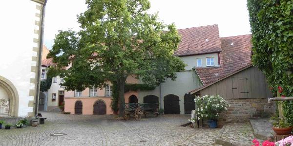 Kirchenburg Kleinlangheim