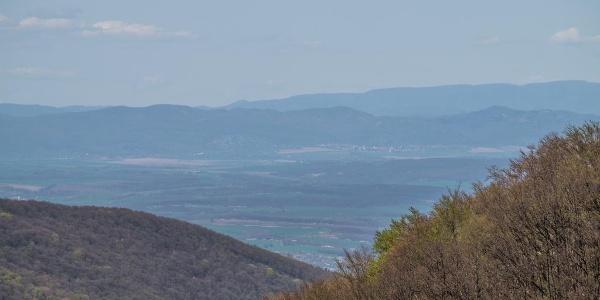 Háttérben a felvidéki Madaras (1346 m)