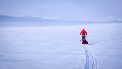 Expeditions Training Polargebiete | Hardangervidda