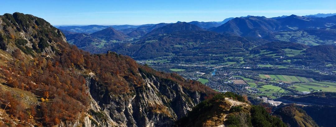 Untersberg Wanderung