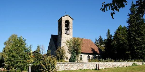 Kirche in Rettenbach
