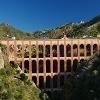 """Das architektonisch sehenswerte Aquädukt """"Acueducto del Águila"""""""