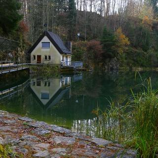 Lac Vert.