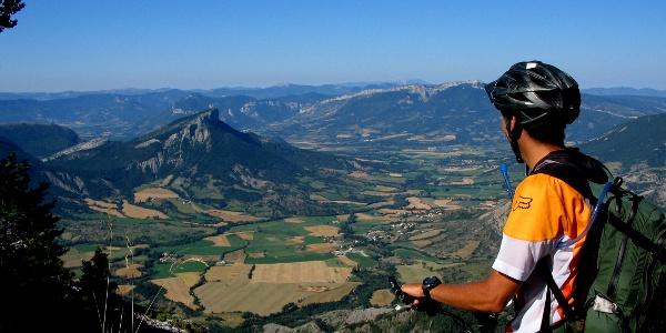 Col de l'Armande entre Gap et Savournon