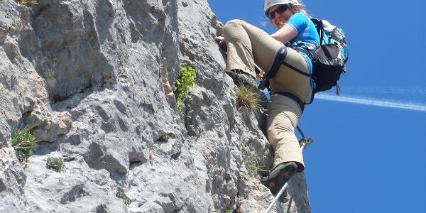 ÖTK-Klettersteig Hohe-Wand, NÖ