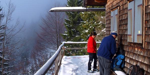 Hiasl Alm Jagdhütte 1074m