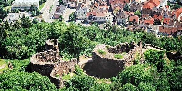 Burgruine Hohenschramberg
