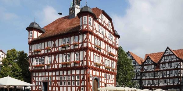 Schleifenroute - Rathaus Stadt Melsungen