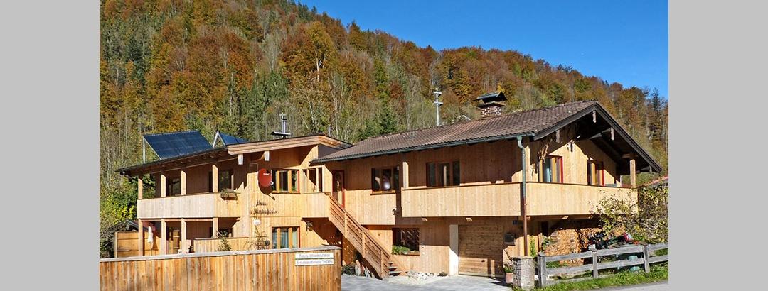 Ferienwohnung Wimbachtal