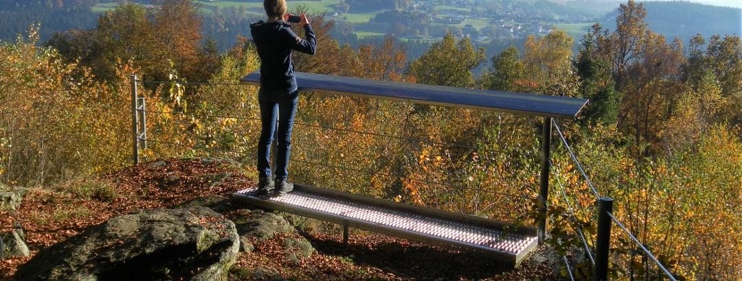 Aussichtspunkt Hochholzstein