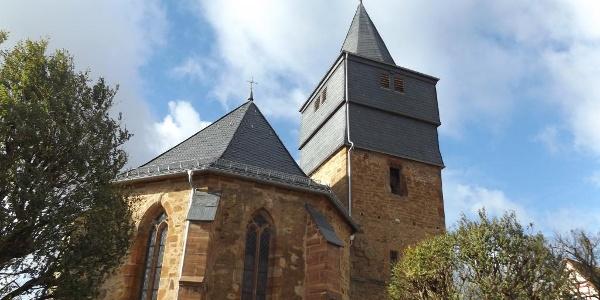 Evangelische Stadtkirche Waldeck