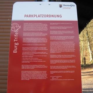 Parkplatzordnung Schlossäcker
