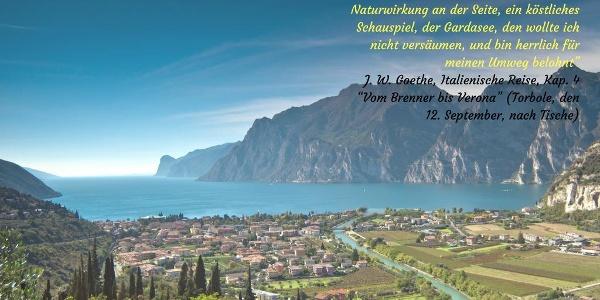 Goethe - Italienische Reise 1