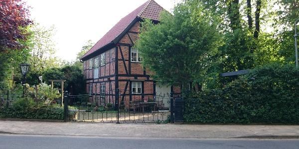 Wassermühle Heidmühlen