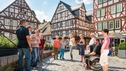 Die STARKE STÄDTE Hessen Route