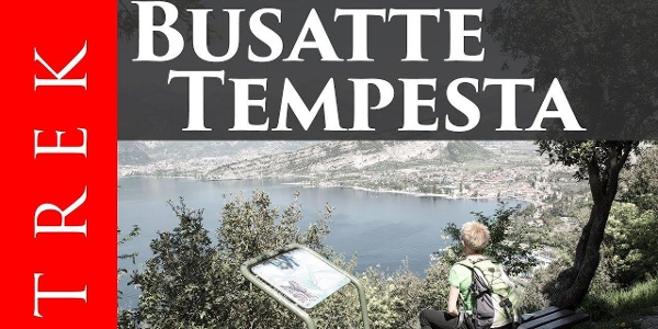Passeggiata con un panorama mozzafiato sul Lago di Garda lungo il Sentiero Busatte