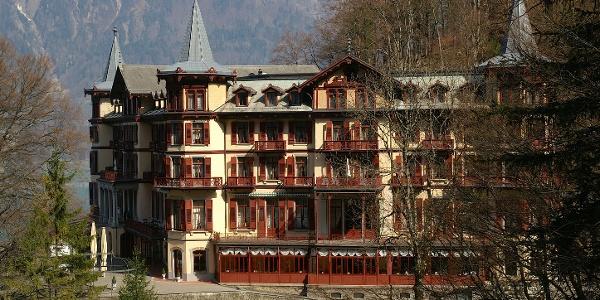Grandhotel Giessbach.