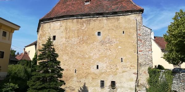 A Zwinger kívülről