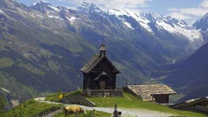 Kapelle Maria zum Schnee, Faldumalp