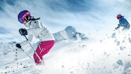 Skifahren auf dem Kitzsteinhorn
